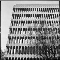 Beatriz Building, Madrid, Spain. (Arch. Eleuterio Población Knappe…
