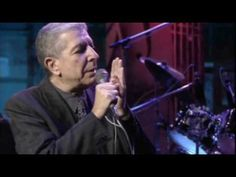 Dance me to the end of love, LEONARD COHEN - YouTube