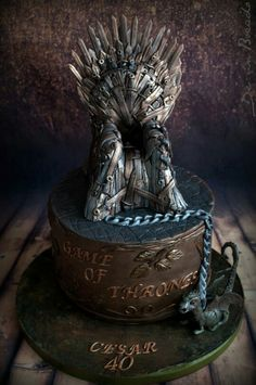 game of thrones cakes cake decorating daily. Black Bedroom Furniture Sets. Home Design Ideas