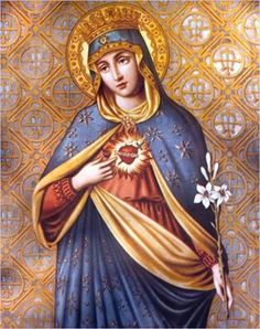 """During her July apparition at Fatima, Our Lady said to Lucia, """"I shall come to ask... that on the First Saturday of every month, Communions of reparation be made in atonement for the sins of the world."""" Although she made no further mention of this devotion at Fatima, on December 10, 1925, our Blessed Mother again appeared to Lucia at Pentevedra, Spain, where the seer had been sent to the Dorothean Sisters to learn to read and write. It was there Our Lady completed her request for the Five…"""