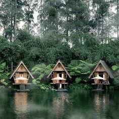 Architecture – Enjoy the Great Outdoors! A Frame Cabin, A Frame House, Tiny House Cabin, Cabin Homes, Prefab Homes, Haus Am See, Cabin In The Woods, Forest House, The Great Outdoors