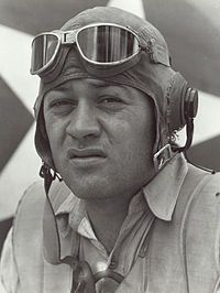 Gregory Boyington.
