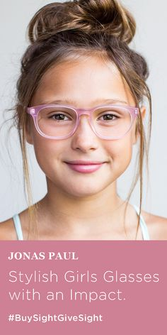 cd6bceb06ae Designer Children s Glasses with an Impact. For every frame sold we prevent  childhood blindness in