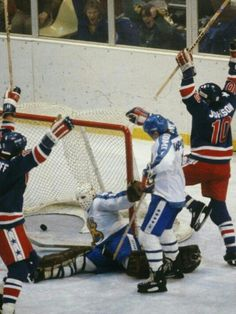 USA BEATING FINLAND FOR THE GOLD (:  1980 WINTER GAMES