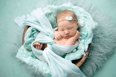 Idaho Falls, ID Newborn Infant Baby Studio Photographer ~ Caralee Case Photography #newbornbabyphotography