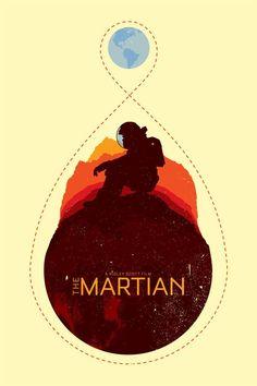 The Martian (2015) [900 x 1350]