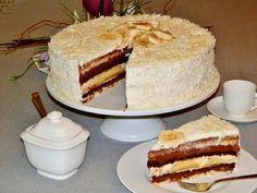 Banana Split torta ~ Recepti i Savjeti