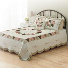 Home Classics® Madeline Bedspread, White