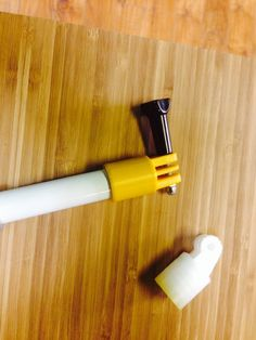 Go Pro telescopic attachment by navy30000 http://thingiverse.com/thing:472624