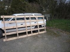 click through to blog... has photo of a nice looking small greenhouse built from free boards.
