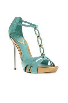 Crazy Shoes, New Shoes, Me Too Shoes, Women's Shoes, Stilettos, High Heels, Rene Caovilla, Christian Louboutin, Pretty Shoes