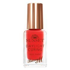Nail Polish || Sunset Gel Nail Paint-All Things She Red ()
