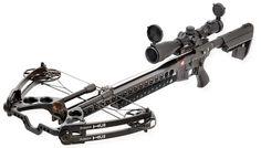 Crossbow upper for AR-15