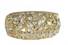 Bracelet Kukulcán Bracelets, Bracelet Patterns, Gold Jewelry, Handcrafted Jewelry, Ethnic Jewelry, Handkerchief Dress, Bracelet, Bangles, Bangle