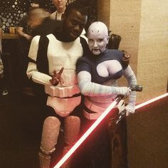 Craigslist Missed Connections: You Were The Beautiful Girl In The Asajj Ventress Outfit And I Was The Shy Guy In The Finn Costume Struggling To Breathe Because You Took My Breath Away 😍😍. #StarWarsCelebration #AsajjVentress #Finn #StarWars #WeFoundLoveRightWhereWeAre #ThinkingOutLoud #FallingForYourEyes #BlackAndWhite #ProbablyJustMeThough