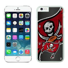 http://www.xjersey.com/tampa-bay-buccaneers-iphone-6-cases-white12.html TAMPA BAY BUCCANEERS IPHONE 6 CASES WHITE12 Only $21.00 , Free Shipping!