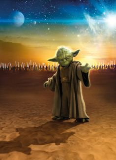 Fine Décor Komar Star Wars Master Yoda Wall mural is the perfect way to add some fun to your walls. Perfect for all Star Wars fans, old and young! Star Wars Jedi, Star Wars Film, Images Star Wars, Star Wars Pictures, Citations Star Wars, National Geographic, Yoda Pictures, Yoda Halloween, Jedi Ritter