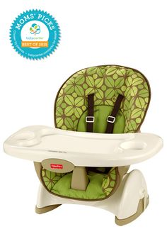 2015 BEST HIGHCHAIR Fisher-Price Space Saver Highchair