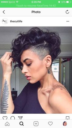 Black Short Hairstyles Endearing Short Hairstyles For Black Women  Short Haircuts For Black Women