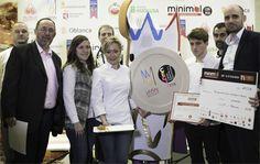 Los cocineros campeones de pinchos y tapas comparten su técnica en las jornadas Minimal en León http://www.revcyl.com/web/index.php/sociedad/item/10462-los-cocineros-campeo