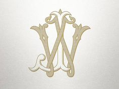 Finely crafted digital monograms by ShulerStudio on Etsy Monogram Design, Monogram Fonts, Monogram Letters, Monograms, Wedding Logo Design, Wedding Logos, Monogramm Alphabet, Bright Wallpaper, Embroidery Monogram