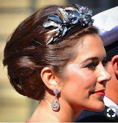 Denmark Royal Family, Danish Royal Family, Princesa Mary, Royal Crown Jewels, Royal Jewelry, Royal Tiaras, Tiaras And Crowns, Crown Princess Mary, Princess Style