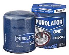 Purolator Black Single PurolatorBOSS Maximum Engine Protection Spin On Oil Filter Auto Parts Store, Window Repair, Relief Valve, Drive Shaft, Oil Filter, Automotive Tools, Coffee Cans, Automobile, Engineering