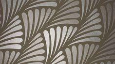 Art Nouveau and Art Deco, Art deco style wallpaper Wallpaper Art Deco, Fabric Wallpaper, Pattern Wallpaper, Motif Art Deco, Art Deco Pattern, Art Deco Design, Quilt Pattern, Art Nouveau, Stencils