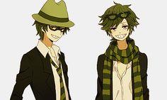 anime   cute   happy tree friends   htf   human   lifty   shifty