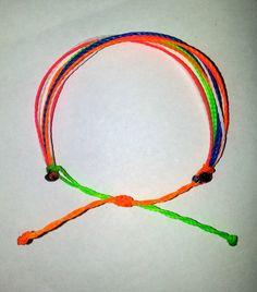 DIY Pura Vida Bracelets!