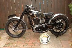 matchless motorcycles   1948 Matchless G80C Classic Motorcycle Pictures