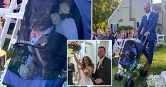 Moose was the star of the show. Wedding With Kids, Free Wedding, Custom Made Suits, Siamese Kittens, Fancy Cats, Old Cats, Pet Carriers, Wedding Goals, Ring Bearer