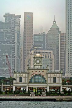 Central Pier, Hong Kong Island