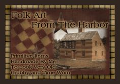 Folk Art from the Harbor - Offering The Highest Quality and Evergrowing Selection of Stencils. You Will Be Amazed At My Designs & Prices Please Shop & Compare! Remember You Can Pay More But You Wont Get More.