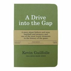 Field Notes Books - A Drive Into The Gap - Eighty Eight Store