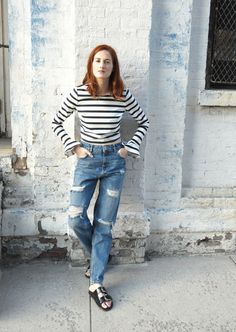 Taylor Tomasi Hill for Zara