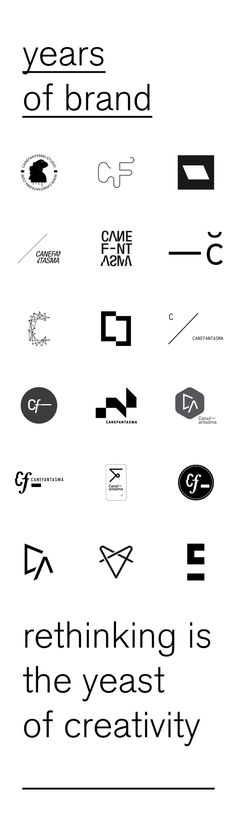 Personal identity and website by Mimmo Manes, via Behance