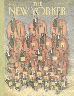 The New Yorker - Monday, March 6, 1989 - Issue # 3342 - Vol. 65 - N° 3 - Cover by : John O'Brien