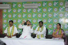 Dr.Thulasi Reddy,K.Satyanarayana and Smt. S.Sudharani.