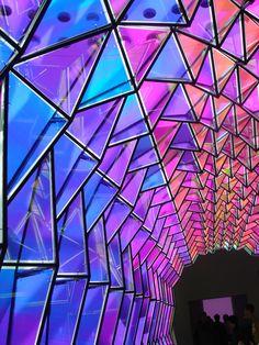 Olafur Eliasson at SF MoMA - the bridge