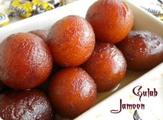 Gulab Jamoon Indian Food Recipes, Food Porn, This Or That Questions, Fruit, How To Make, The Fruit, Indian Recipes, Treats