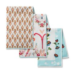 Add some French flair with our elegant tea towels, all inspired by unique decorative objects in The Met collection.