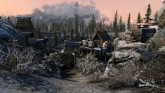 The Great City Of Morthal at Skyrim Nexus - mods and community Skyrim Nexus Mods, Skyrim Mods, Might Have, Community, City, World, Building, Travel, Inspiration