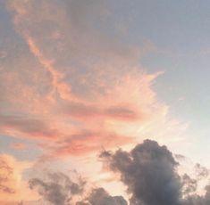 #cloud #clouds #cloudpaint #skyscape Pretty Sky, Beautiful Sky, Beautiful World, Sky Sea, Sky Aesthetic, Pink Sky, Sunset Sky, Sky And Clouds, Pretty Pictures