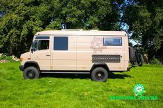 This is without doubt one of the nicest vehicles I have had the pleasure seeing. Mercedes Vario, Mercedes Camper, Mercedes Benz, Ambulance, Rv Bus, Sprinter Camper, Expedition Vehicle, Camper Conversion, Camper Van