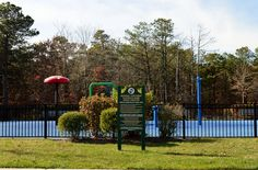 A popular place for children during the summer months - Veterans Park Sprayground