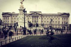 Buckingham palace. John Nash #architecture #archilovers #archidaily #palace #building #london #england #uk by luchilandia