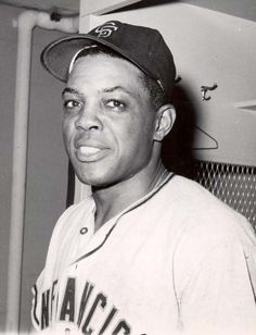 "May 28, 1951: Batting for the New York Giants against the Boston Braves, Alabama native Willie Mays gets his first hit in the Major Leagues--a home run. Born near Birmingham, the ""Say Hey Kid"" went on to be named National League Rookie of the Year and hit 660 homers in a legendary Hall of Fame career."