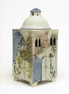 'Heaven & Earth' Dream Box by Catherine Brennon www.underbergstudio.co.za