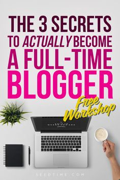 Great tips about blogging that I wish I would have learned earlier - and a FREE book too!